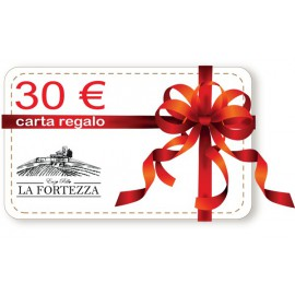 Gift Card - Valore 30 €